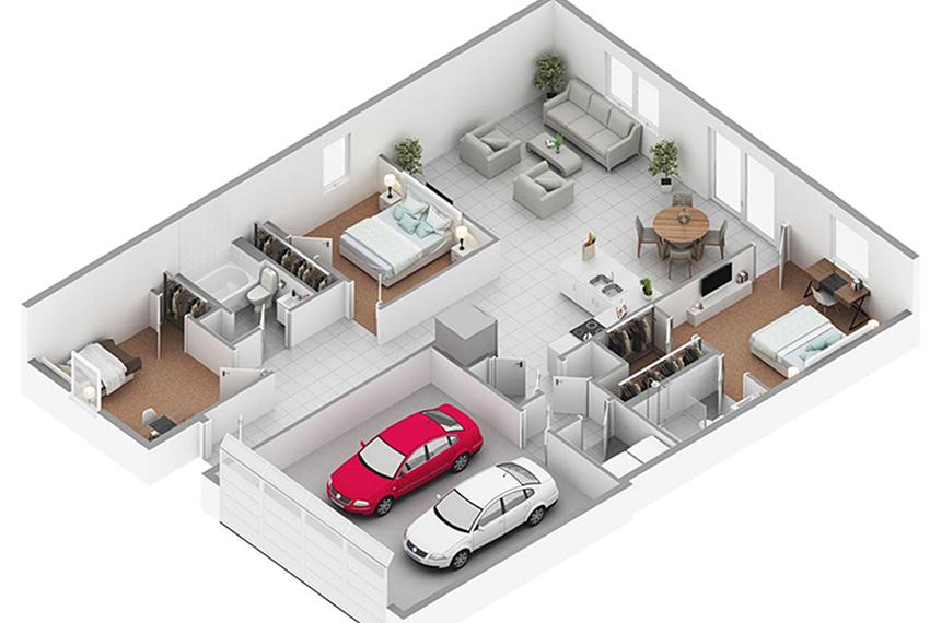 Dakota3D_Staged_Floorplan