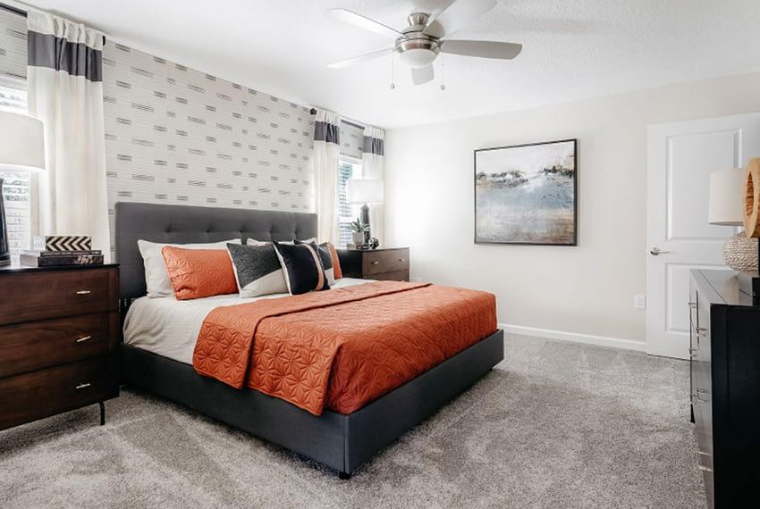 Harrisburg-Bedroom
